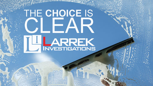 Choice is Clear - Larrek